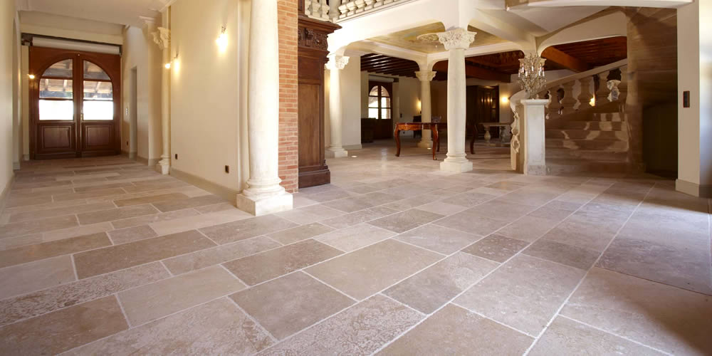 You can trust Daniels Floor Care Certified Stone Restoration Specialists with Cleaning, Polishing and Re-Polishing, Stain Removal and Sealing.